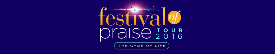 Festival Of Praise Tour 2016